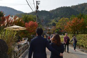裏山カップル