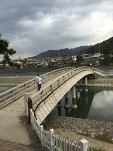 宇治川と橋