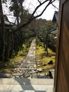 真田幸村のお墓ありそうな場所。