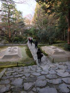 石庭in法然寺