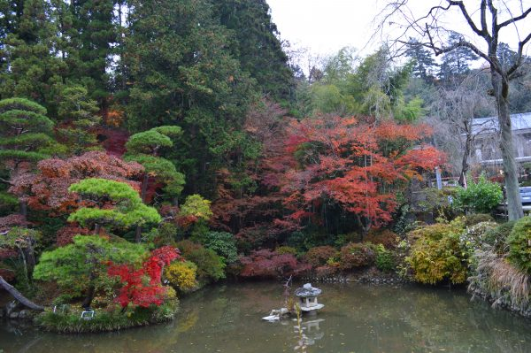宝登山神社 庭園