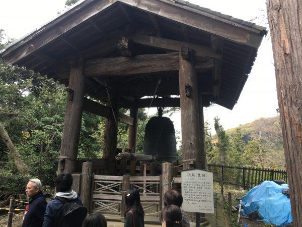 円覚寺の洪鐘