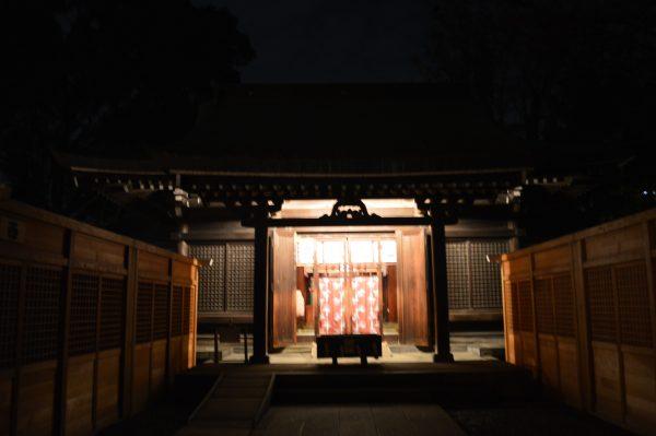 川越 氷川神社