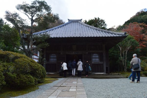 海蔵寺の観音堂