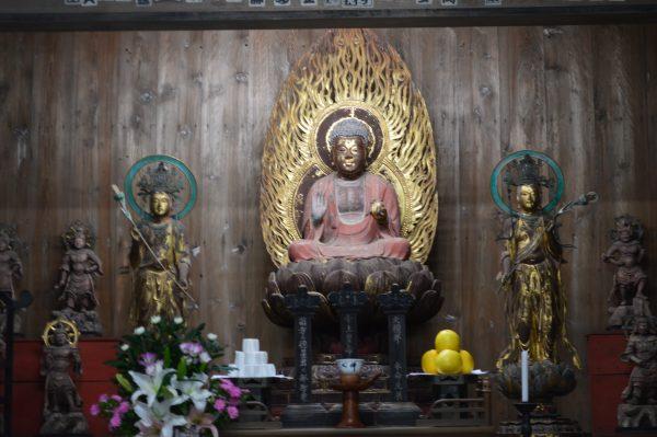 海蔵寺の仏様