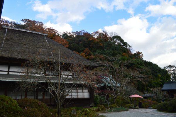 海蔵寺母屋