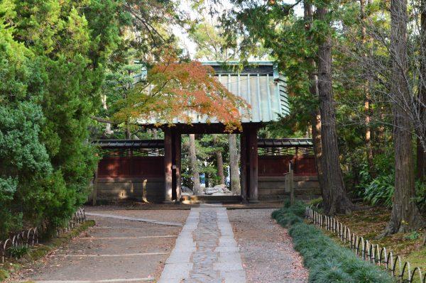 鎌倉「寿福寺」北条政子の墓、鎌倉随一の美しい参道は必見!!!