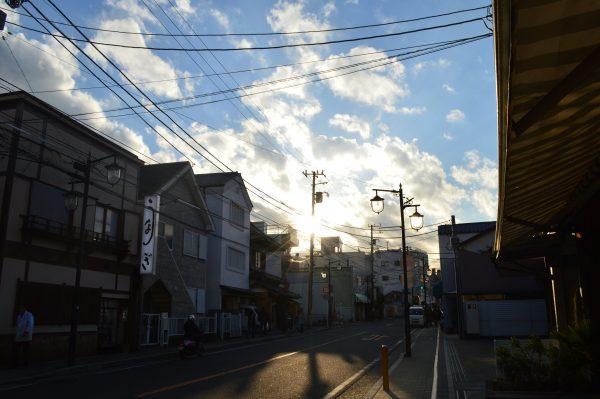 鎌倉~長谷への道