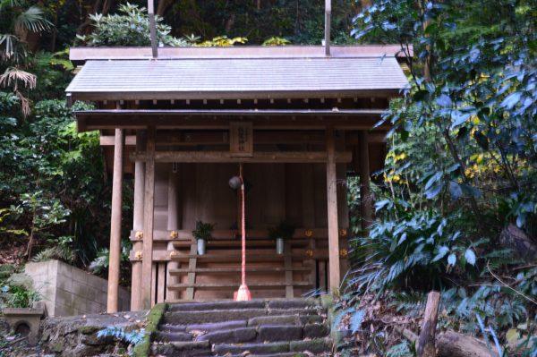 甘縄神明神社の別宮