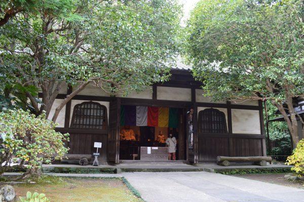 円応寺の本堂