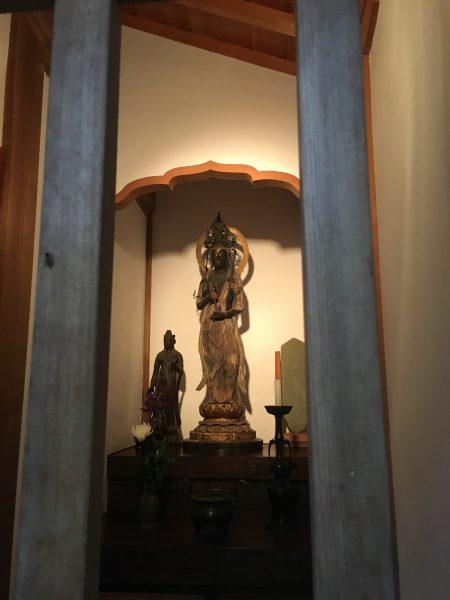 浄智寺の仏様