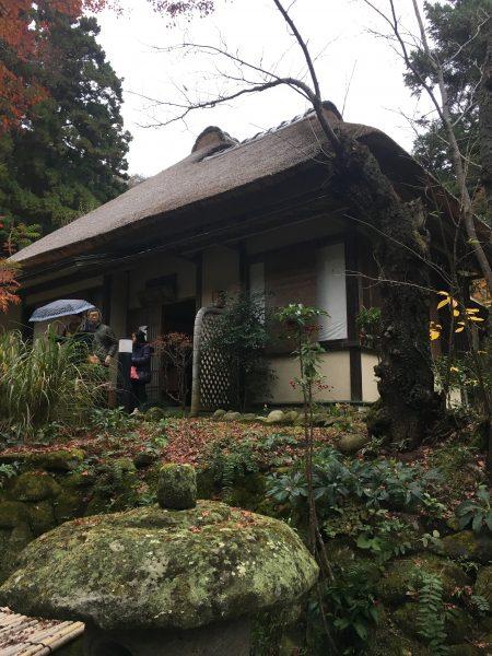 浄智寺の古民家