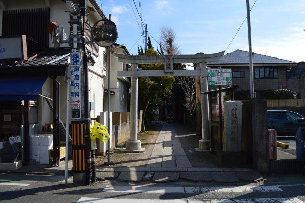 蛭子神社 入口