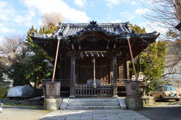 蛭子神社本殿