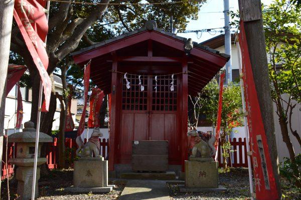 宇都宮辻子稲荷神社