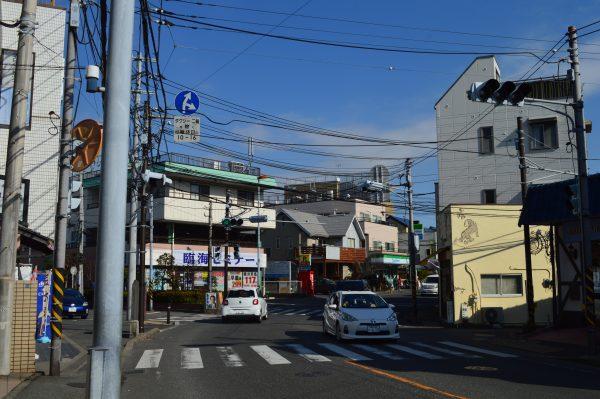 国道204号 鎌倉付近