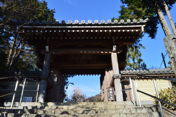 浄妙寺山門