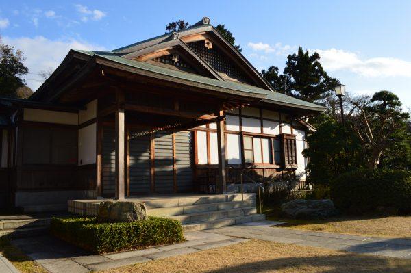 浄妙寺 社務所その1