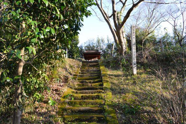 浄妙寺の摂社