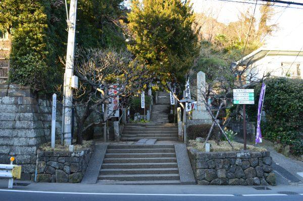 杉本寺 入口
