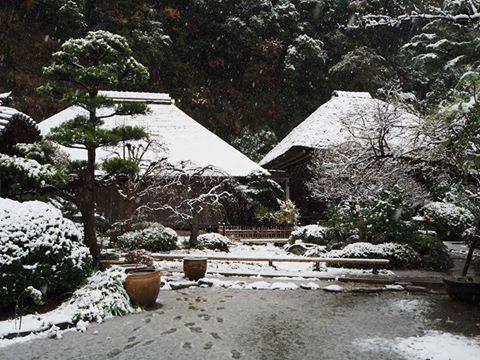 雪の明王院