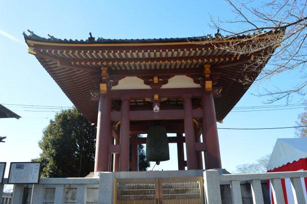 池上本門寺 鐘付き堂