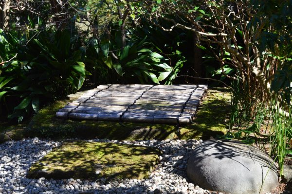 報国寺 境内の井戸
