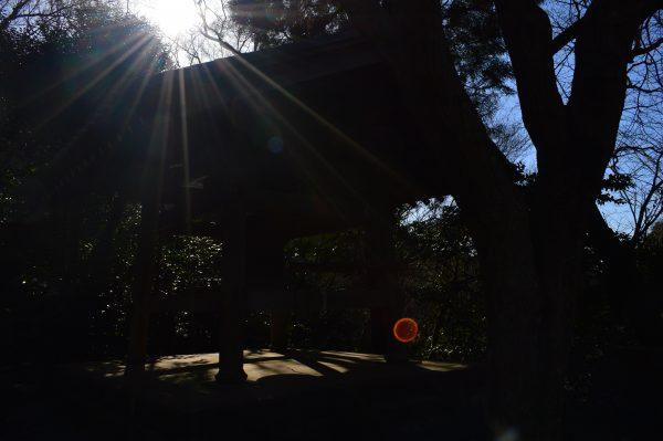 瑞泉寺 鐘楼