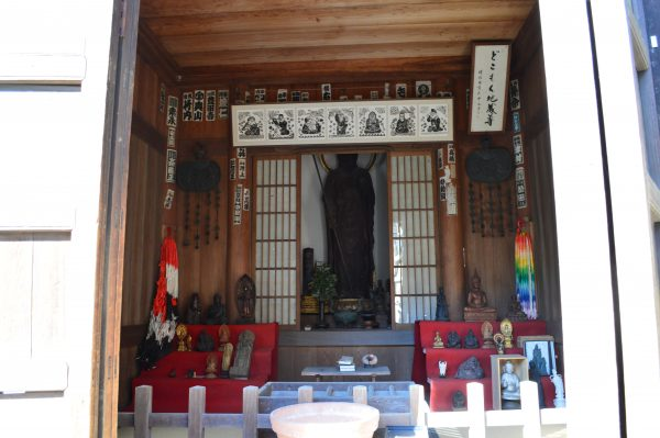 瑞泉寺 地蔵堂