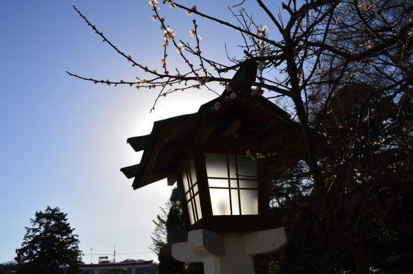 鎌倉宮 灯籠