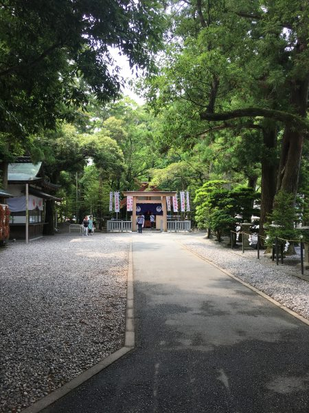 伊勢 猿田彦神社