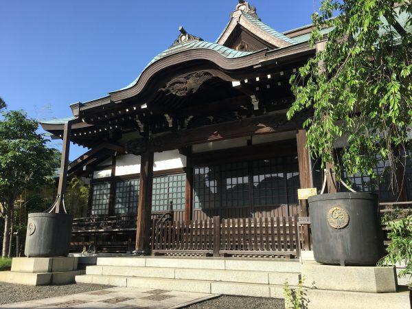 池上「実相寺」元々は浅草の稲荷神社だったのか!?