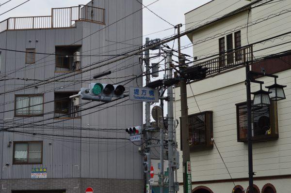 太田神社へのアクセス 堤方橋交差点