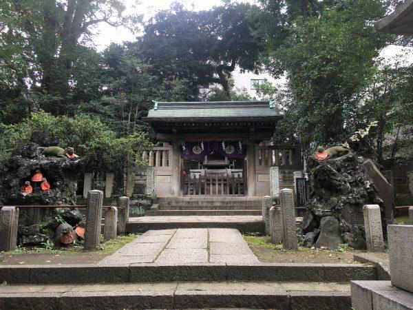 根津神社 駒込稲荷神社
