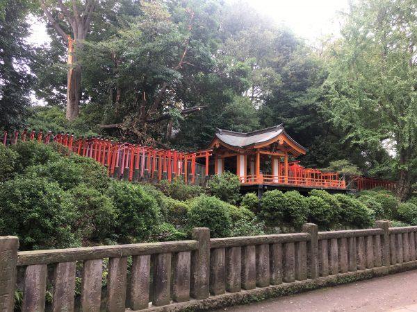 根津神社 乙女稲荷神社