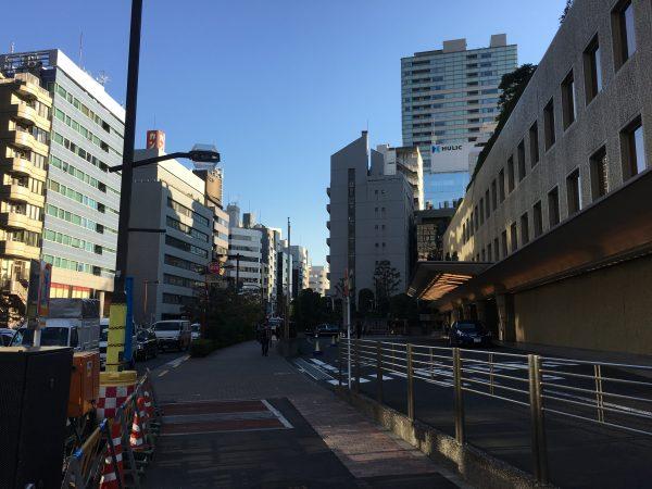 靖国神社へのアクセス ホテルグランドパレス