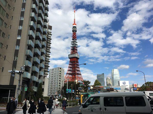 最寄り駅から「東京タワー」へのアクセス!絶対迷わせません!!!