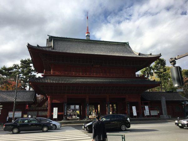 浜松町駅ほか最寄駅から「増上寺」へのアクセス!絶対迷わせません!!!