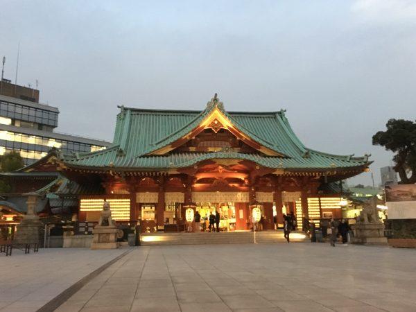 江戸総鎮守「神田明神」創建1300年のパワースポット!!!