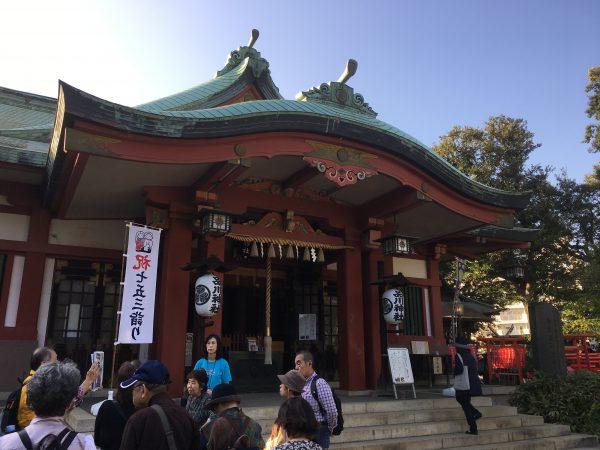 最寄駅「新馬場駅」ほか「品川神社」へのアクセス!絶対迷わせません!!!