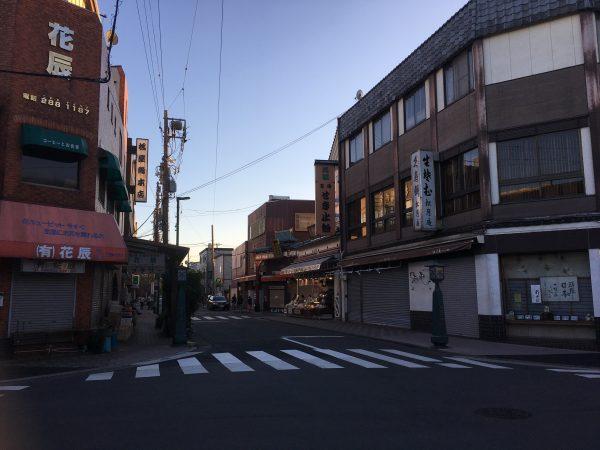 川崎大師周辺