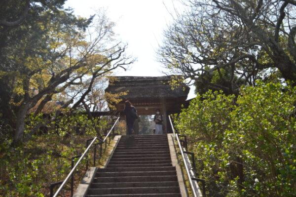 東慶寺山門