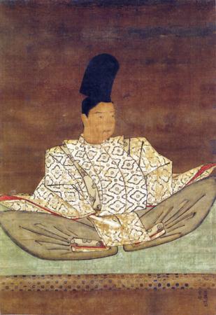 北条貞将の肖像画