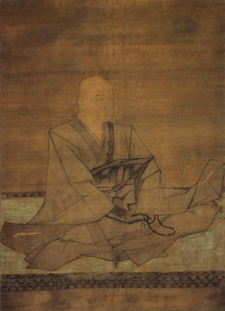 北条実時の肖像画