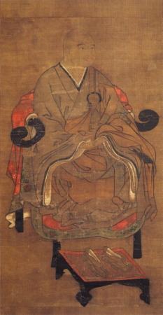 北条時宗の肖像画
