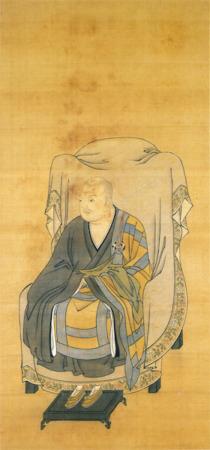 北条時頼の肖像画