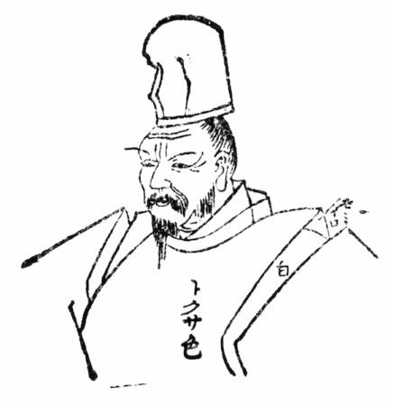 北条泰時の肖像画