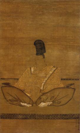北条貞顕の肖像画