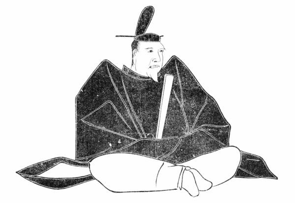 足利貞氏の肖像画