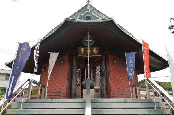 鎌倉 本覚寺の夷堂